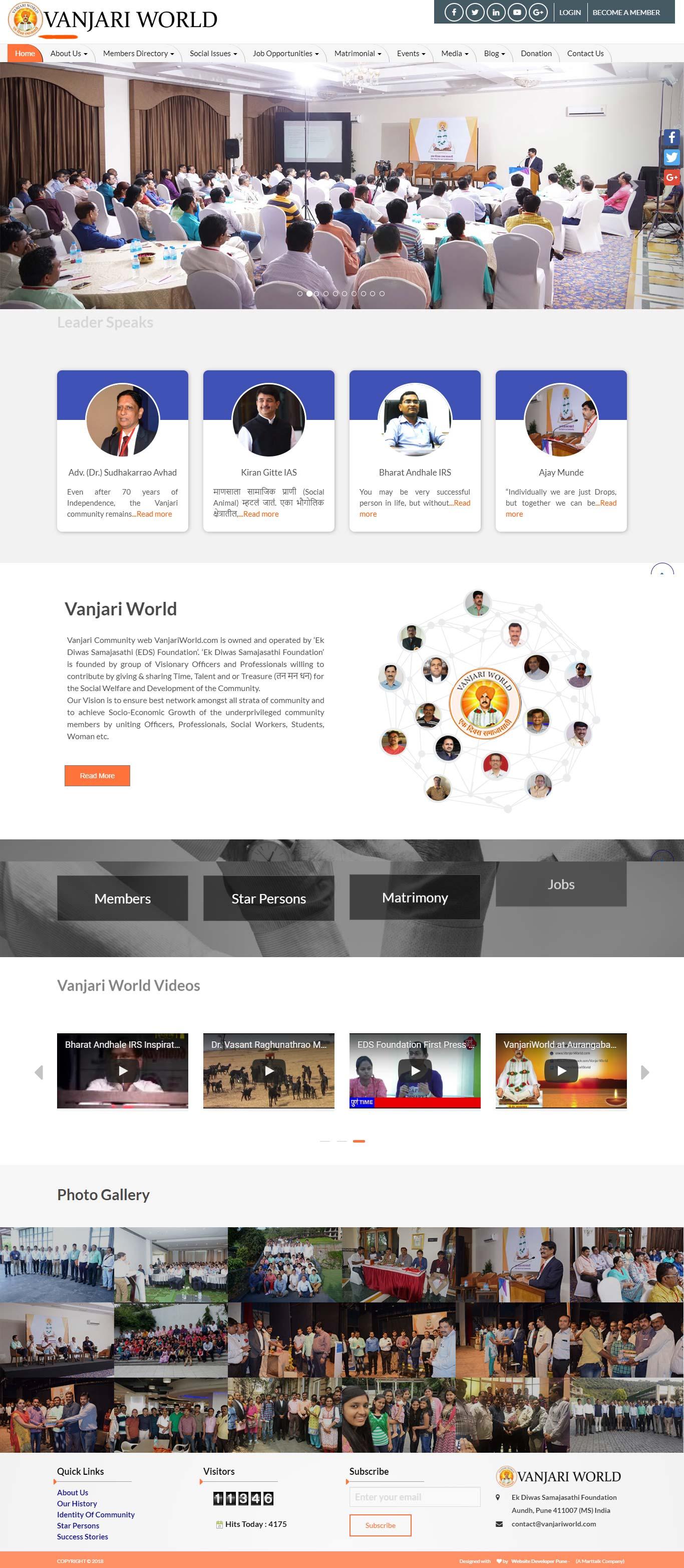 vanjariworld-com-vickywebdeveloper-portpholio